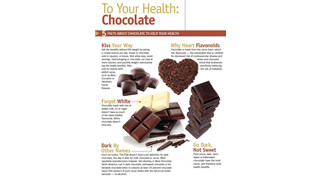 To Your Health - chocolate