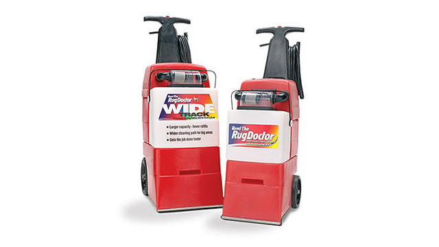 Rug Doctor Partners With AVT On Kiosk For Self Service Carpet Cleaning  Machines