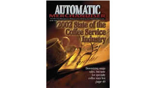 2002 State of the Coffee Service Industry Report