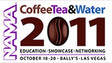 National Automatic Merchandising Association CoffeeTea&Water Event To Be Nov. 13 To 15, 2012 In New Orleans, La.