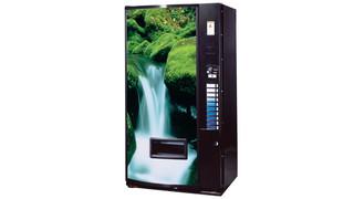 SandenVendo V21 Model 821 Beverage Machine