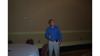 Bill Recyclers Increase Vending Sales, MEI's Chuck Reed Tells Southeastern Vending Association Convention