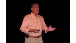 Brad Bachtelle Explores Routing Efficiencies During Southeastern Vending Association Convention In Destin, Fla.