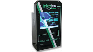 Walden IntoxBox Interactive Breathalyzer