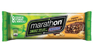 Mars Chocolate North America MARATHON® SMART STUFF™ Energy Bar