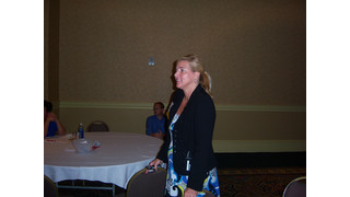 Apriva Vend's Stacey Finley Tappin Breaks Down Cashless Costs During Southeastern Vending Association Convention