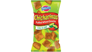 Rudolph Chile And Lime Chicharinas Snack