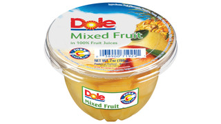 Dole Mixed Fruit Bowls