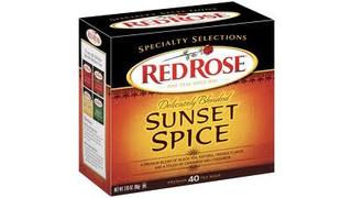 Red Rose Tea Sunset Spice Tea