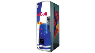 Thief Steals Red Bull Machine In Bowling Green, Ky.