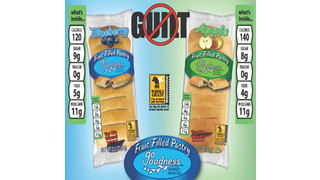Cloverhill Go Goodness Healthy Pastry Alternative