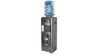 Javaflow Bottled Water Coffee Brewer And Water Dispenser