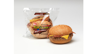 AdvancePierre Bacon Charbroil Cheese Burger