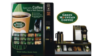 Green Mountain Coffee Roasters Inc. Discontinues K-Cup® Vending Machine Program; Multi-max LLC Continues To Sell K-Cup® Dispenser