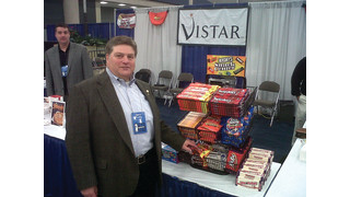 Featured In Automatic Merchandiser: Jerry Browning Of Vistar, Twinsburg, Ohio, Honored As 2011 Distributor Of The Year