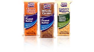 Lance Reduces Sodium In Cracker Sandwiches