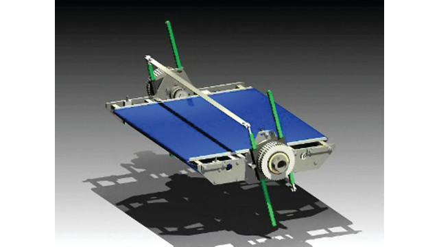 Standard-Knapp Tritium(TM) Multipacker with RoboWrap