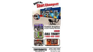 Tuffronts Launches Affiliate Membership Program For Vending Operators, Providing Leads