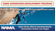 National Automatic Merchandising Association Supervisor Development Program To Be Held Prior To April OneShow In Las Vegas