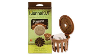 KiennaKUP Coffee Pods For K-cup Brewers