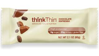 thinkThin Chocolate Espresso Protein Bar
