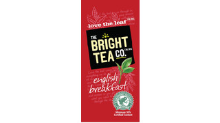 Mars, Bright Tea Co. Recyclable Freshpacks