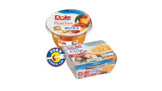 DOLE® 100 Percent Fruit Juice Fruit Bowls®