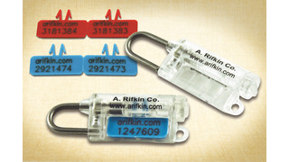 Rifkin Keyless Security™ Mini-Padlock