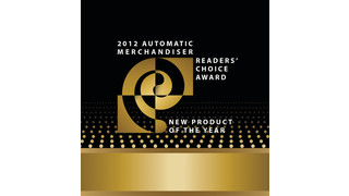 2012 Readers Choice New Products of the Year