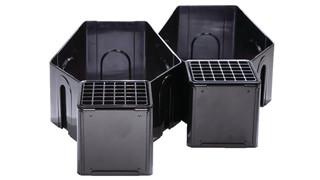 AP Plastic Universal Modular Airpot Rack