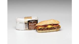 AdvancePierre Steak-EZE Philly Style Steaks Bacon & Cheddar Steak Sandwich