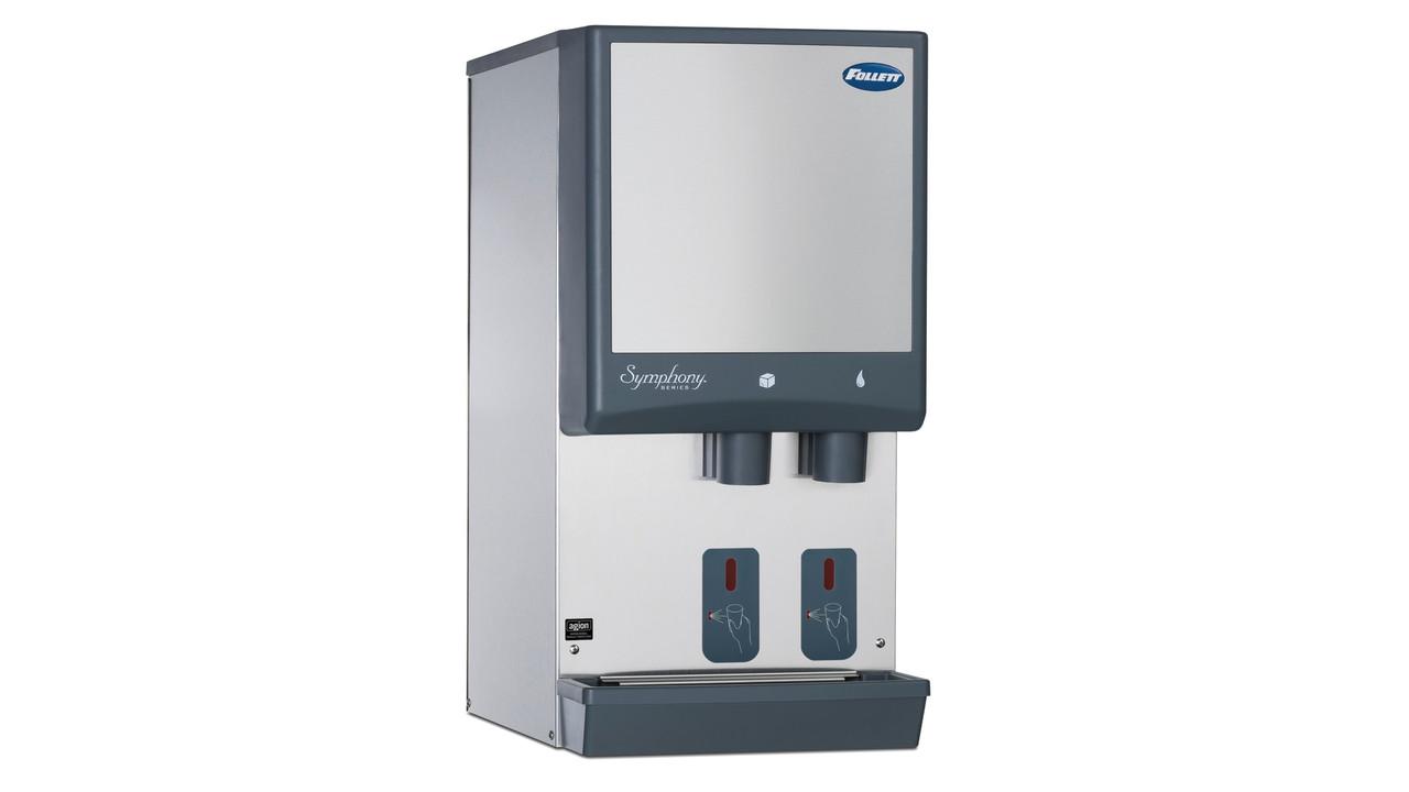 Follett Upgrades Symphony Ice Amp Water Dispensers