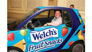 Vistar Salesman From Kansas City, Mo. Wins Smart Car From Promotion In Motion Companies Inc.