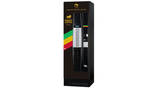 Seaga - Marley Coffee Branded Vending Solutions