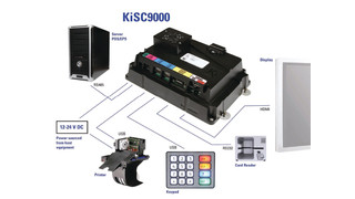Key Innovations Payment Terminal For Existing Kiosk Touch Screens