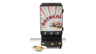 Wilbur Curtis Café Oat3 Oatmeal Dispensing System