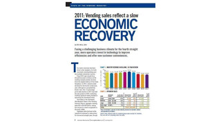 2012 State of the Vending Industry Report - PDF
