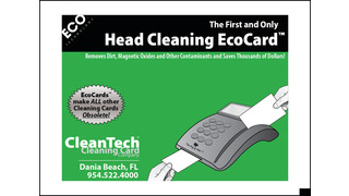 CleanTech Eco Cleaning Card