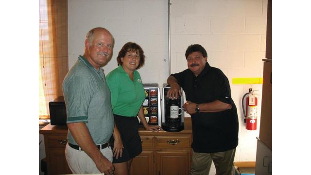 How adding coffee service drove a small Delaware water provider into the big time