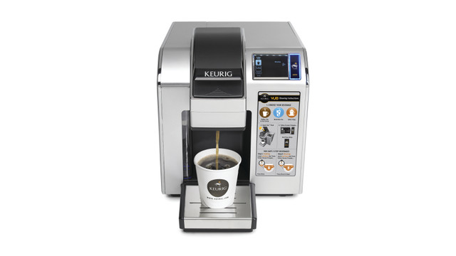 GMCR Keurig Vue V1200 Brewing System with RFID Technology
