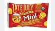 Late July Snacks Recalls Organic Mini Peanut Butter Sandwich Crackers