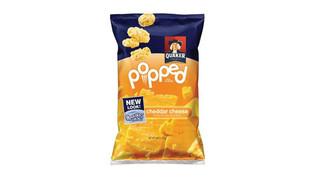 PepsiCo Renames Quaker Quakes Rice Snacks Quaker Popped Snacks