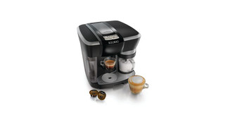 Green Mountain Coffee Roasters And Lavazza Launch At-Home Cappuccino and Latte Single Cup Brewer