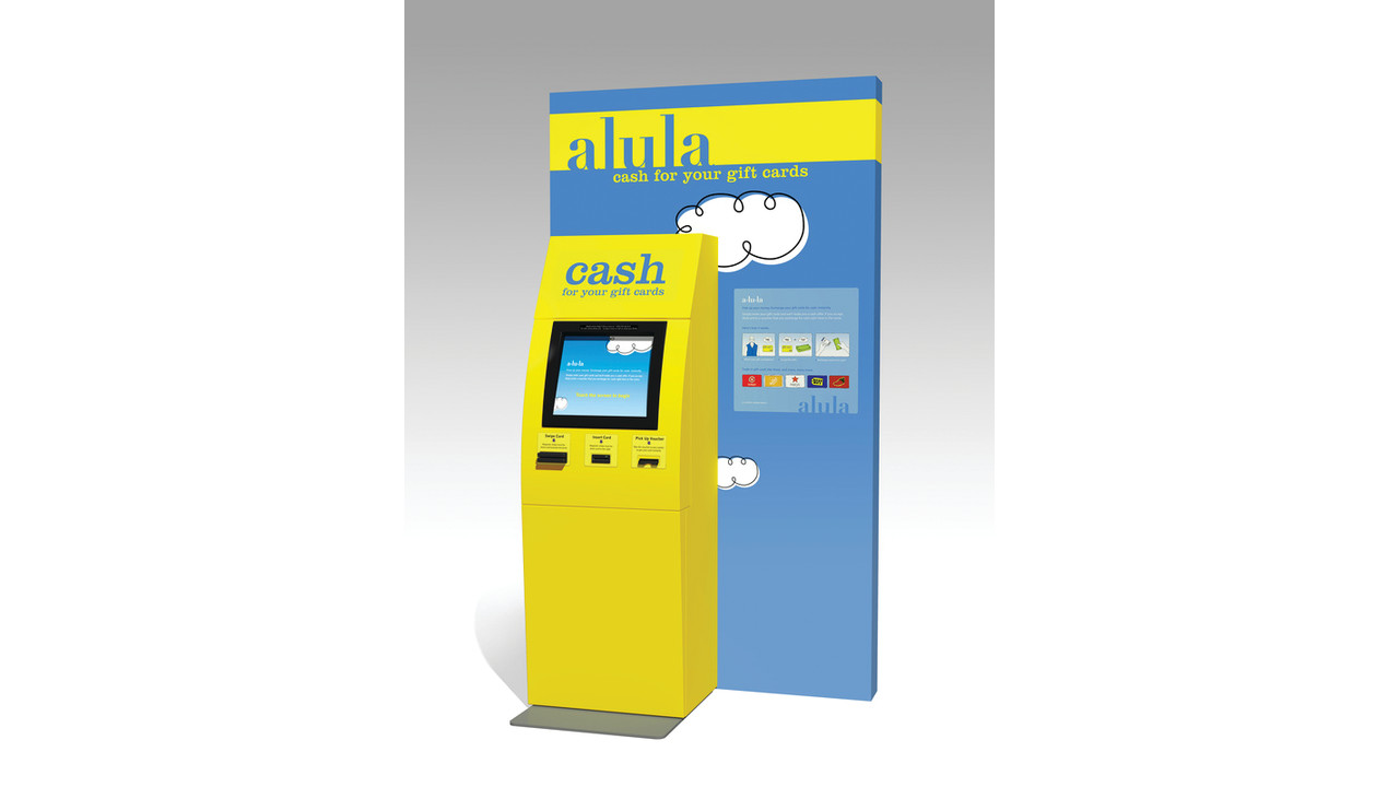 gift card machine