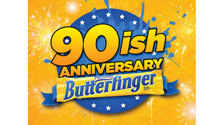 Butterfinger Launches Facebook Contest To Celebrate its 90ish Anniversary