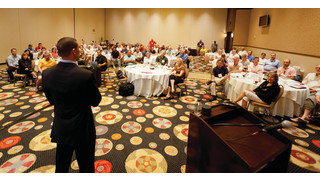 AAMC/CAVC Joint Meeting Beat 2011 Attendance