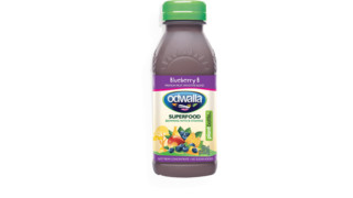 Coca-Cola's Odwalla Redesigns Drink Packaging