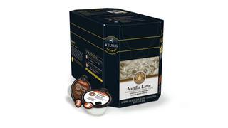 Keurig Vue Barista Prima Vanilla Latte Coffee