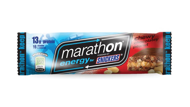 Mars MARATHON® Energy Bar