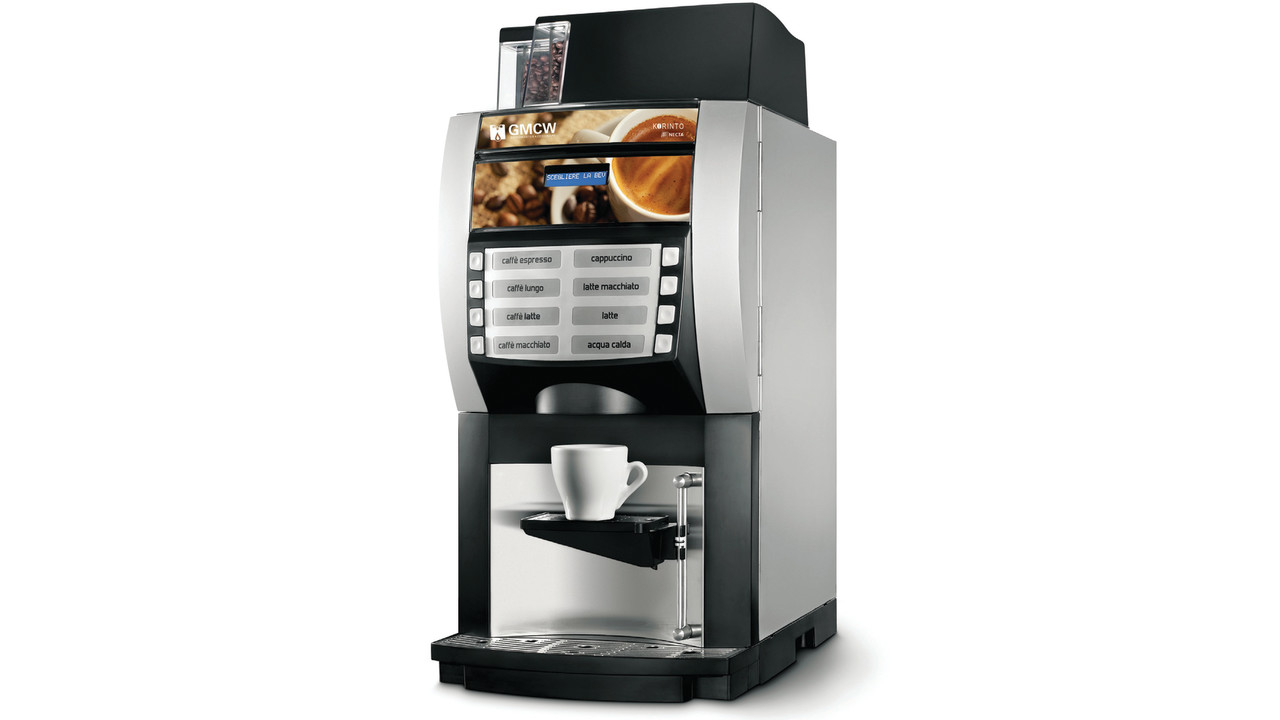 gmcw korinto super automatic espresso brewer. Black Bedroom Furniture Sets. Home Design Ideas